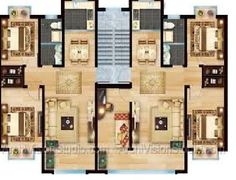 Sensational Design a Floor Plan with Large Home Interior Design Finished with Modern Touch for Home Inspiration Decor ideas Best Interior Design Websites, Interior Design Photos, Interior Rendering, Simple Floor Plans, House Floor Plans, Architects Near Me, Plan Maker, Design Suites, 3d Home