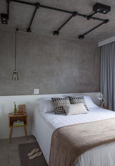 9 splendid modern master bedroom ideas 5 « A Virtual Zone Modern Master Bedroom, Modern Bedroom Design, Home Room Design, Bedroom Designs, Modern Bedrooms, Industrial Bedroom Design, Minimalist Room, Bedroom Paint Colors, Blue Rooms