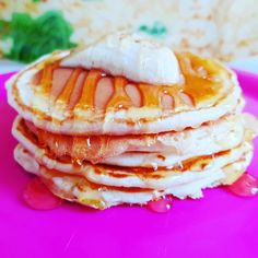 Forbes Honey Pancakes