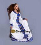 #HabeshaDress #HabeshaKemis #zuria #ethiopianclothingdesigns