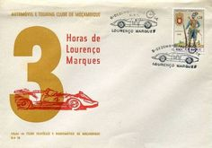 3 HORAS DE LM 1968