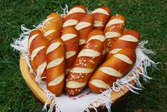 Hungarian Cuisine, Hungarian Recipes, Bread Dough Recipe, Paleo, Homemade Pasta, Bread Baking, Gingerbread Cookies, Food To Make, Bakery