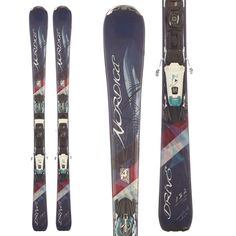 Nordica - Drive 78 CA EVO Skis + N ADV P.R. Bindings - Used - Women's 2014