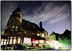 Belhurst Castle, Finger Lakes, NY-a great place to visit along the Finger Lakes wine trail