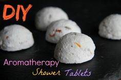 I absolutely love this recipe for aromatherapy shower tablets. Use your favorite essential oil combinations for an awesome home spa shower experience. Eucalyptus and Lavender is our favorite combin...