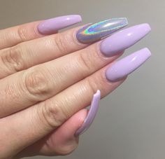 In search for some nail designs and ideas for the nails? Listed here is our list of 34 must-try coffin acrylic nails for trendy women. Cute Acrylic Nails, Acrylic Nail Designs, Gorgeous Nails, Pretty Nails, Crome Nails, Nails Polish, Sexy Nails, Purple Nails, Color Nails