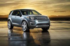 News Automoto : Modèle d'inauguration de la nouvelle famille Discovery de Land Rover, le SUV Discovery Sport remplacera le Freelander début 2015 après sa ...