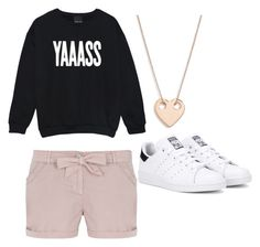 """""""Untitled #106"""" by princxssb on Polyvore featuring Dorothy Perkins, Ginette NY and adidas Originals"""