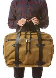 The only carry on I use - the filson carry-on. All else is fodder.