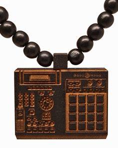 GoodWood NYC MPC Wooden Necklace