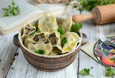 Gotuj z Cukiereczkiem: Pierogi ukraińskie