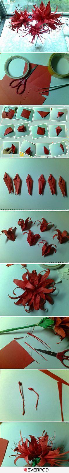 Flores que não morrem! =D