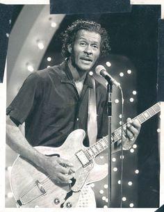 Chuck Berry, The Tonight Show, 1973
