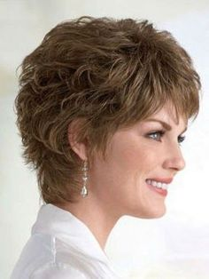 awesome 16 Cute Short Hairstyles for Curly Hair To Make fellow Women Jealous...