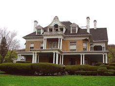 Bradford PA Mallory-Collins Mansion | Flickr - Photo Sharing!