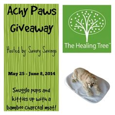 The giveaway will run from May 25, 2013 through June 8, 2014 at 11 PM CST and is open to US residents, ages 18 and older. Entries will be v...