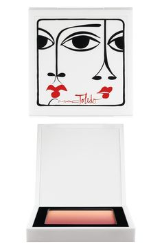 MAC x Isabel & Ruben Toledo Limited Edition Ombré Blush in Ripe Peach