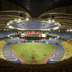 Olympic Stadium Montreal: Location: Montreal, QC, Canada Year of Construction…