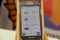 Detran - lança sistema de vistoria eletrônica de veículos +http://brml.co/1SHfyE2