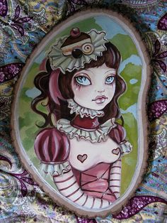 Chocolate Cherry : Available by Rudy Fig, via Flickr