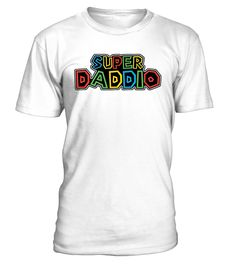 CHECK OUT OTHER AWESOME DESIGNS HERE! funny fathers day tshirt, unique super daddio tee shirt, custom funny fathers day shirt, super daddio t-shirt, gift for daddy, video game shirt, gift for video game lover, gift for gamer on birthday, cute gift for father's day, gift for video gamer shirt fathers day shirt, fathers day tee shirt, Dad to The Second Power Shirt, Dad to The Fourth Power Shirt,, Dad 3 Shirt, Dad 3 T-Shirt, The Walking Dad Shirt, birthday, christmas, father&#...