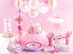Arabesque, chasse, jete, and pirouette�let the young ballerina take center stage and celebrate with dance.Our Tutu Much Fun party decorations are perfect for a special girl�s birthday party or just a gathering of ballerinas looking for a place to perform.  This swirling assortment of tableware, party favors and accessories done in pink tones and lavender is dancing with beautiful ballerinas in their fluffy tutus, soft ballet slippers, ribbons and flowers.  The Tutu Much Fun party ensemble…