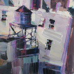 Harlem Watertowers (SOLD)