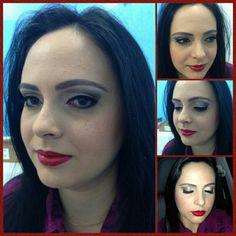 Makeup by me!