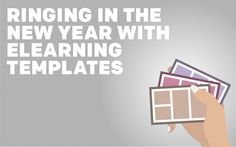 We're ringing in this New Year with new templates in our eLearning Template and PowerPoint Graphic Libraries!