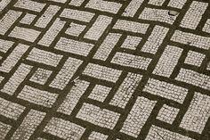 Pavimento romano Villa Adriana