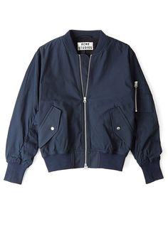 Acne Encore Bomber Jacket
