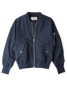 Encore Bomber Jacket by Acne