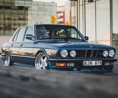BMW 535i e28 Turbo