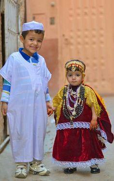 Enfants de Ghardaïa