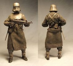 WWII Storm Trooper.