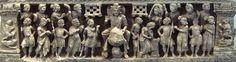Great Departure Buddha Gandhara