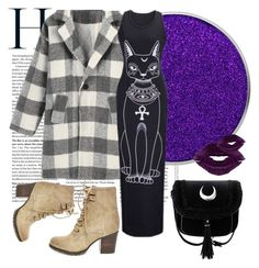 A fashion look from October 2017 featuring comic book, checked coat and steve madden boots. Browse and shop related looks. Suva Beauty, Steve Madden Boots, Check Coat, Manic Panic, Coat Dress, Nyc, Fashion Looks, Polyvore, Stuff To Buy