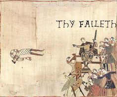 See more 'Medieval Macros / Bayeux Tapestry Parodies' images on Know Your Meme!