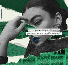 Find images and videos about quotes, text and phrases on We Heart It - the app to get lost in what you love. Self Love Quotes, Words Quotes, Wise Words, Collage Magazine, Quotes Dream, Quotes En Espanol, Frases Tumblr, Collage Design, Spanish Quotes