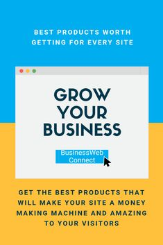 Get the best add-ons, plugins, and products that will make your website awesome, more appealing to your users and of course will make you more money! Online Marketing Tools, Marketing Software, Affiliate Marketing, Make More Money, Make Money Blogging, Make Money Online, Start Up Business, Online Business, Business Ideas