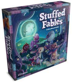 Plaid Hat Games announces Stuffed Fables game
