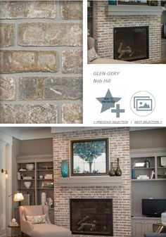 Thin Brick Veneer From IBC Doesnu0027t Require Foundational Support And Can Be  Installed To Virtually Any Wall Without Adding The Weight And Cost Of  Concrete ...