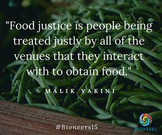 #Bioneer Malik Yakini