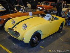 Beautiful Austin Healey Sprite