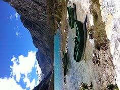 Llanganuco lac Perou