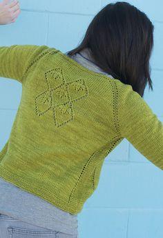 Ravelry: Octavia Cardigan pattern by Hanna Maciejewska