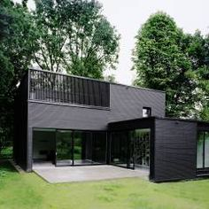 Container House Best shipping container house design ideas 108 Who Else Wants Simple Step-By-Step Plans To Design And Build A Container Home From Scratch? Shipping Container Home Designs, Container Design, Shipping Container Buildings, Shipping Containers, Building A Container Home, Container House Plans, Cargo Container Homes, Container Cabin, Casas Containers