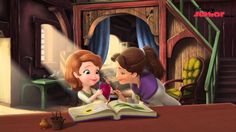 Sofia the First - Song: Me and My Mum - Disney Junior Official