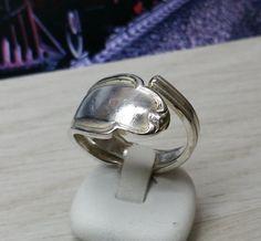 Nostalgischer Ring Silberbesteck 204 mm SR489 von Schmuckbaron