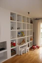 Want this! MDF, verf. Speelgoed kast open | ideas for the home ...